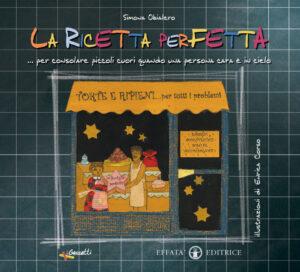 Copertina del libro La ricetta perfetta