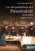 Copertina del libro La vita quotidiana dei Passionisti