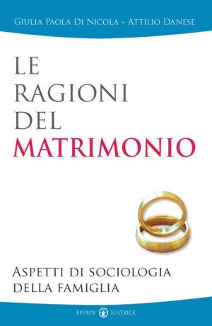 Copertina del libro Le ragioni del matrimonio