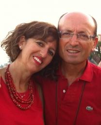 foto di Lorena e Pino Busacca