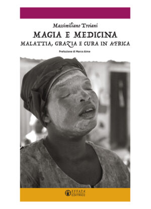 Copertina del libro Magia e medicina