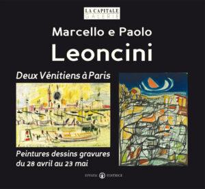 Copertina del libro Marcello e Paolo Leoncini