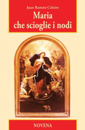 Copertina del libro Maria che scioglie i nodi