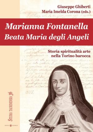 Copertina del libro Marianna Fontanella Beata Maria degli Angeli