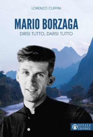 Copertina del libro Mario Borzaga