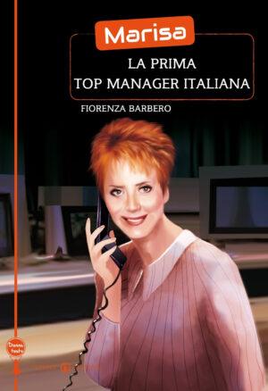 Copertina del libro Marisa la prima top manager italiana