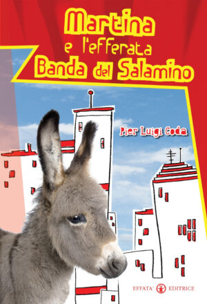 Copertina del libro Martina e l'efferata Banda del Salamino
