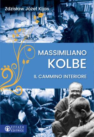 Copertina del libro Massimiliano Kolbe