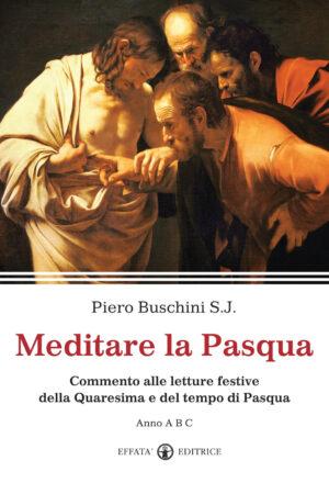 Copertina del libro Meditare la Pasqua