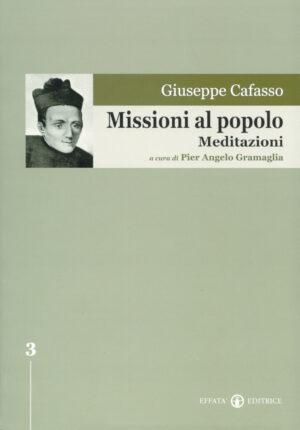 Copertina del libro Missioni al popolo