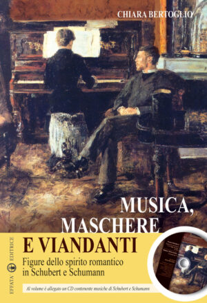 Copertina del libro Musica, maschere e viandanti