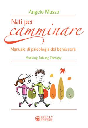 Copertina del libro Nati per camminare