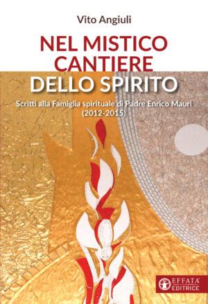 Copertina del libro Nel mistico cantiere dello Spirito