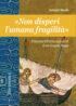Copertina del libro «Non disperi l'umana fragilità»