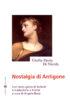 Copertina del libro Nostalgia di Antigone