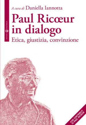 Copertina del libro Paul Ricoeur in dialogo