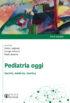 Copertina del libro Pediatria oggi