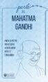 Copertina del libro Perle del Mahatma Gandhi