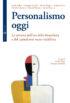 Copertina del libro Personalismo oggi