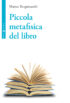 Copertina del libro Piccola metafisica del libro