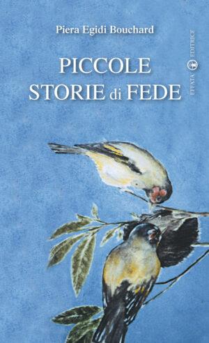 Copertina del libro Piccole storie di fede