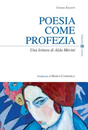 Copertina del libro Poesia come profezia