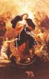 Copertina del libro Poster Maria che scioglie i nodi