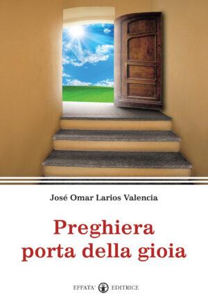 Copertina del libro Preghiera porta della gioia
