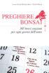 Copertina del libro Preghiere bonsai