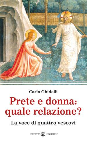 Copertina del libro Prete e donna: quale relazione?