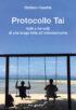 Copertina del libro Protocollo Tai