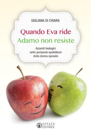 Copertina del libro Quando Eva ride Adamo non resiste