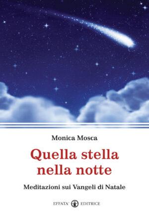 Copertina del libro Quella stella nella notte