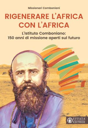 Copertina del libro Rigenerare l'Africa con l'Africa