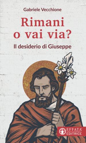 Copertina del libro Rimani o vai via?
