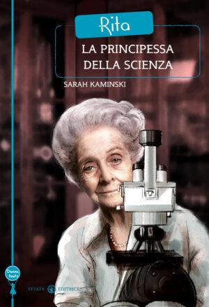 Copertina del libro Rita la principessa della scienza