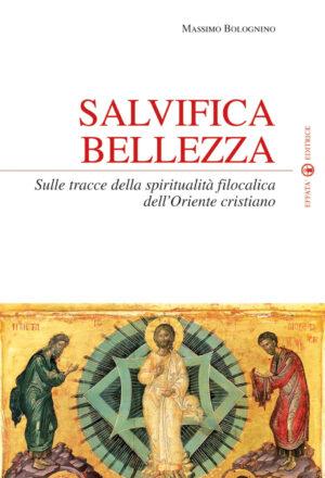 Copertina del libro Salvifica bellezza