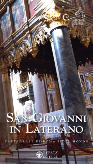 Copertina del libro San Giovanni in Laterano