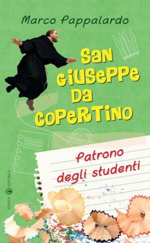 Copertina del libro San Giuseppe da Copertino