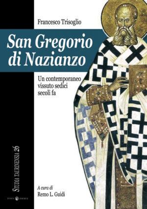Copertina del libro San Gregorio di Nazianzo