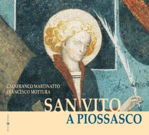 Copertina del libro San Vito a Piossasco