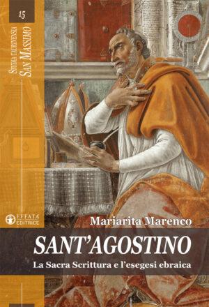 Copertina del libro Sant'Agostino