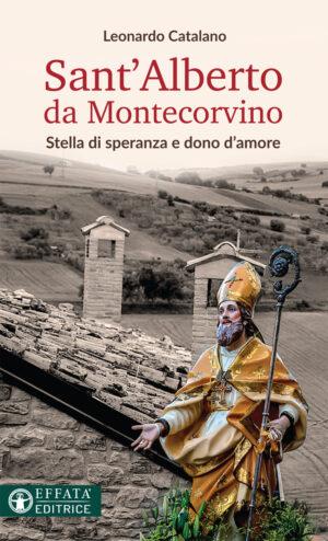 Copertina del libro Sant'Alberto da Montecorvino