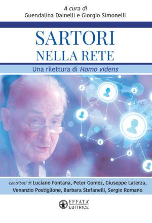 Copertina del libro Sartori nella rete