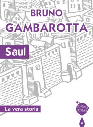 Copertina del libro Saul