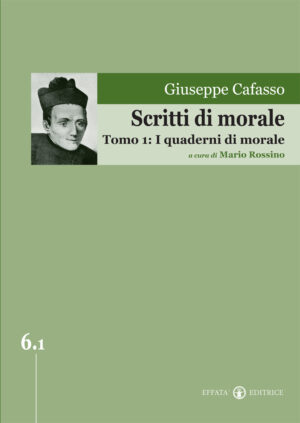 Copertina del libro Scritti di morale