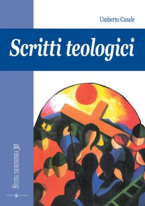Copertina del libro Scritti teologici