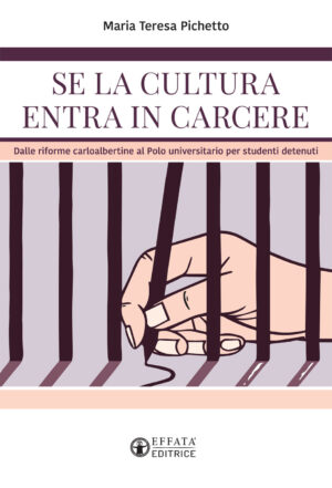 Copertina del libro Se la cultura entra in carcere