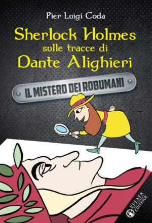 Copertina del libro Sherlock Holmes sulle tracce di Dante Alighieri