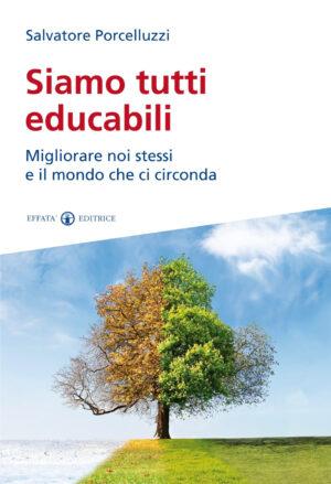 Copertina del libro Siamo tutti educabili